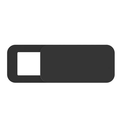 Webcam cover black