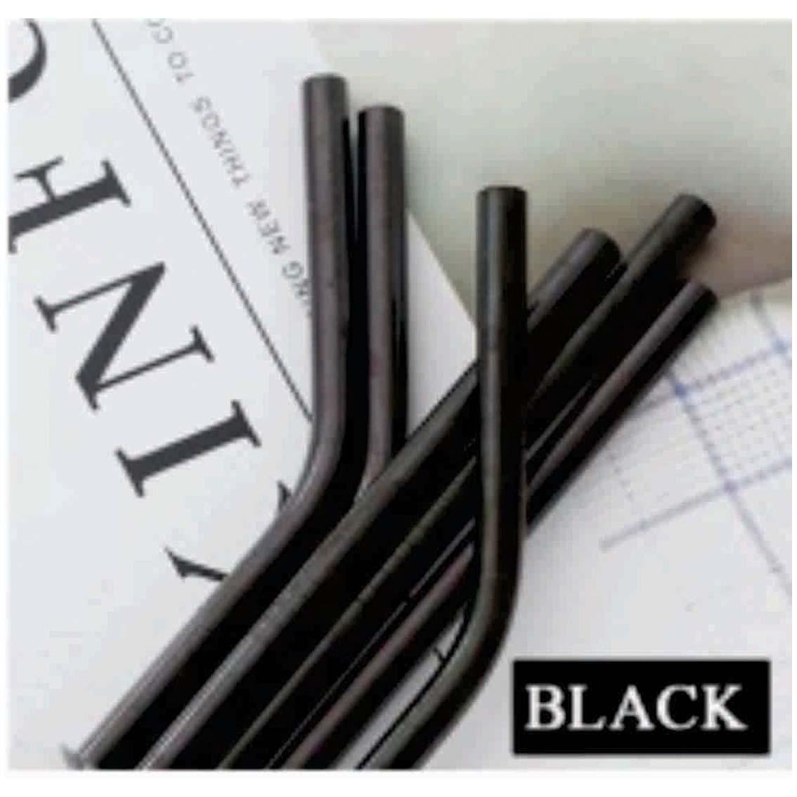 Steel Straw Set Minimum 20 Units Promo Plus